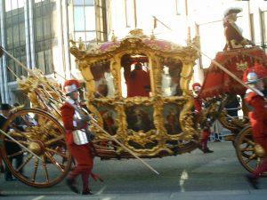Lord Mayor's carriage