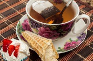 tea+cakes