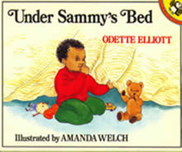 Under Sammys Bed